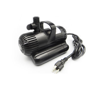 120V/220V High Voltage UV Pond Pump with LED Light