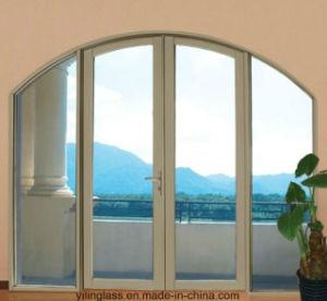 Aluminum Exterior Casement Door with Morden Style pictures & photos
