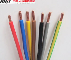 300/500V 450/750V PVC Insulated Electric Wire pictures & photos