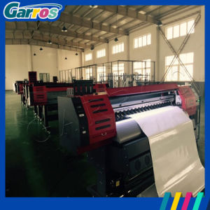 1.8m Garros Roll to Roll Dx5+ Print Head Sublimation Textile Printer pictures & photos