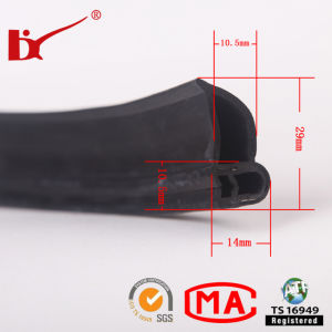 EPDM Weather Resistance Car Rubber Seal Strip pictures & photos