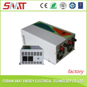 1200W High Frequency Pure Sine Wave Solar Inverter with Solar Controller pictures & photos