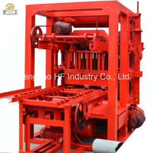 Japan Used Concrete Block Machine Qt4-26 Cement Block Making Machine Sale in Ethiopia pictures & photos