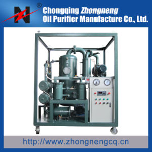 Transformer/Insulating Oil Regeneration/Purifier/Filtration/Recycling/Clean (Series-ZYD-I) pictures & photos