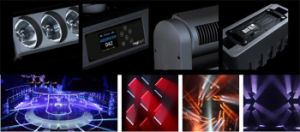 12/15/39CH 7PCS 12W High Brightness 4 in 1 LEDs Unlimited Rotating Pixel Bar Moving Head Light pictures & photos