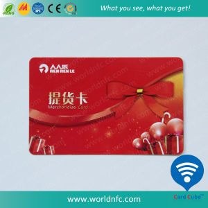Hf RFID Card Mf Classic S70 Smart Card for Merchandise Card pictures & photos