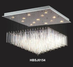 Hotel Project Crystal Ceiling Lamp (HBSJ0154) pictures & photos