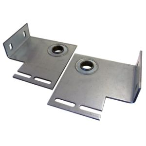 "End Plate - Flanged with 1"" Bearing / Metal Stamping Part pictures & photos"