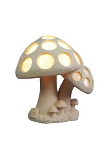 Sandstone Sculpture Mushroom Shape Lighting Lantern with Loudspeaker pictures & photos