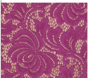 Fashion Webbing Net Lace Fabric (with 0eko-tex certificaion YF6178) pictures & photos