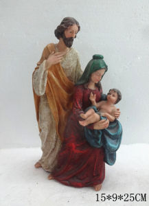 Polyresin Christianity Jesus of Religious Figurine pictures & photos