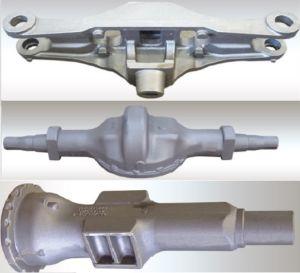 Casting Parts, Sand Casting, Ductile Iron Casting, Jcb Axle Arm Parts pictures & photos