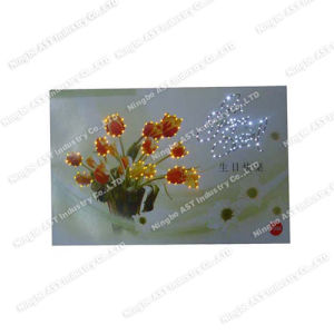 Flashing Greeting Cards, Brithday Greeting Card, Promotional Card pictures & photos