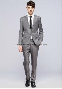 Classic Simple Design Men Suit pictures & photos