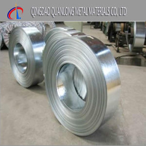 Dx51d Z150 Hot Dipped Zinc Coated Steel Strips pictures & photos