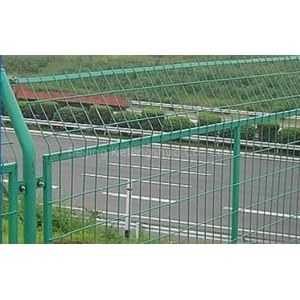 Highway Safety Wire Mesh Fence pictures & photos