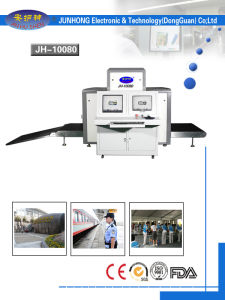Security X Ray Baggage Scanner for Luggage Scanner pictures & photos