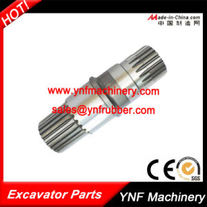 Hyundai Swing Shaft Excavator Bearing Gear for R220-5 22t * 25t pictures & photos