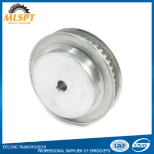 High Precision Aluminum Timing Belt Pulley for Power Transmission Parts pictures & photos