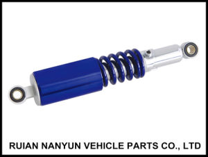 Plating & Paint Motorcycle Rear Shock Absorber for Cg125 (QS-1072)