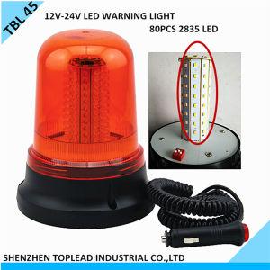 12V 2835 LED Strobe Emergency Warning Light, Rotating Outdoor Warning Beacons (TBL 45)