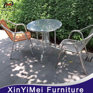 Wholesale Outdoor Aluminum Bar Table and Chairs Bar Furniture pictures & photos