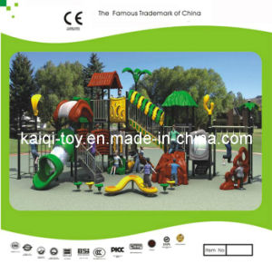 Kaiqi Large Treehouse Themed High Quality Children′s Playground (KQ10059A) pictures & photos