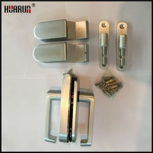 Aluminium Alloy Glass Sliding Door Lock(HR9020/HR9020A): pictures & photos