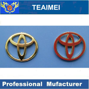 Car Logo ABS Plastic Body Sticker Car Emblem Badges pictures & photos