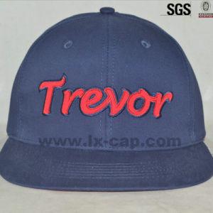 Snapback Cotton Fabric Alloy Logo Snakeskin Brim Hip Hop Hat Baseball Cap