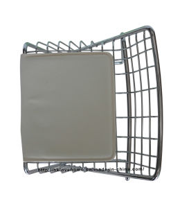 Replica Metal Dining Restaurant Stackable Strings Wire Bar Chair pictures & photos