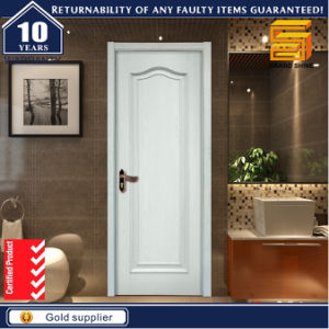 Best Quality Veneer Wooden Flush Doors with Glass pictures & photos
