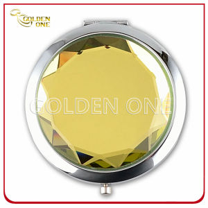 Factory Wholesale Folding & Portable Square Cosmetic Mirror pictures & photos