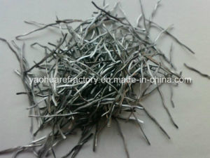 High Quality Melt Extracted Stainless Steel Fibers Used for Furnace pictures & photos