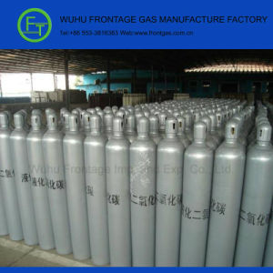5n Purity Good Quality Steel Cylinder Carbon Dioxide Gas pictures & photos
