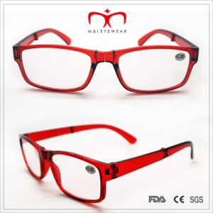 Folding Reading Glasses with Pouch (WRP504160) pictures & photos