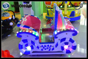 Indoor Playground Pricess′ Carriage Swing Wig Wag Machine pictures & photos