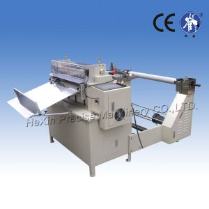 Cost Price Automatic Protective Film Sheet Cutting Machine pictures & photos