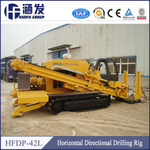 Hf-42L Full Hydraulic HDD Horizontal Directional Drilling Rig for Sale pictures & photos