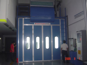 Roof Engine Spray Booth pictures & photos