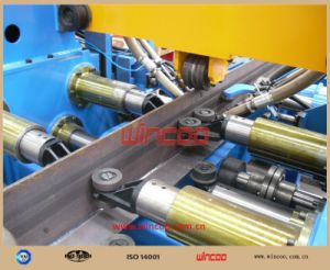 H-Beam Combination Workstation for Assembly, Welding and Straightening/ Steel Sructure Production Line/ Steel Struction Fabrication Line pictures & photos