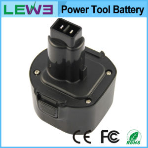 9.6V 2.0ah Ni-MH De9036 Cordless Dewalt Replacement Power Tool Battery