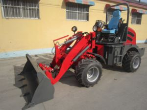 1ton Zl10 China Small Wheel Loader with CE pictures & photos