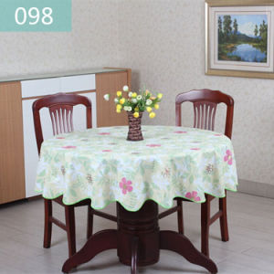 Igh Quality Wholesale Roll PVC Tablecloths pictures & photos