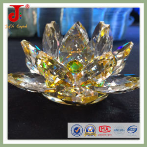 Beautiful Crystal Lotus Flower (JD-CF-308) pictures & photos