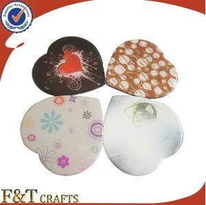 Cheap Home Decoration Custom Heart Shape Soft PVC Fridge Magnets pictures & photos