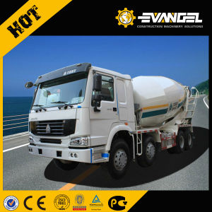 HOWO 6*4 Self Loading Concrete Mixer Truck for Sale pictures & photos