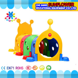 Elf Tunnel Caterpillar Drill Hole / Kids Tunnel (XYH-0173) pictures & photos