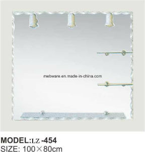 High Quality Light Silver Decorative Bathroom Mirror for Sales pictures & photos