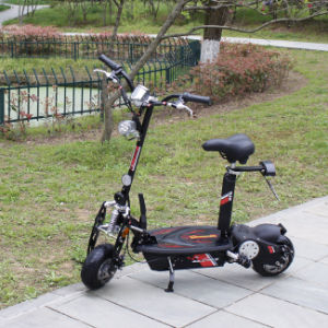 Hot Sale Electric Scooter Qx-2001 pictures & photos